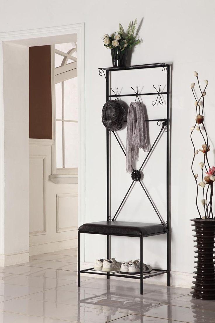 best 25 hallway coat rack ideas on pinterest kids coat rack coat hooks and hanging coat rack. Black Bedroom Furniture Sets. Home Design Ideas