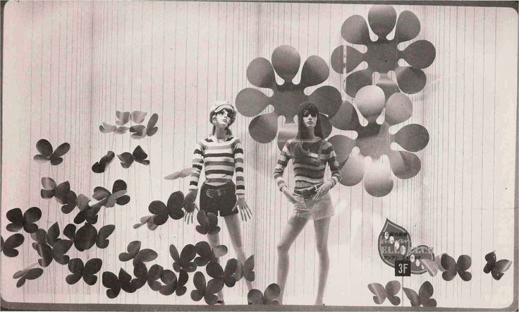 "MITSUKOSHI, Tokyo,Japan, ""Flower-Power Japanese Style"", pinned by Ton van der Veer"