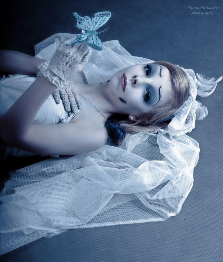 PARADISE ON-LINE: #165: Gnijąca Panna Młoda [Corpse Bride].