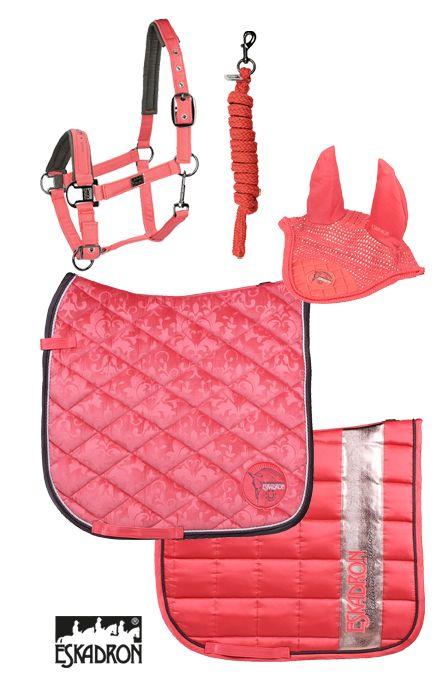Eskadron Platinum Light Red #Epplejeck #eskadron #platinum #lightred #pink #winter2016