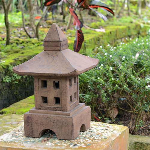 Japanese Garden Lanterns Buddha Garden Statues Garden Statues Garden Lanterns Pinterest