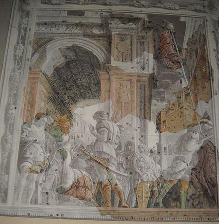 Miracolo di San Giacomo, dopo il restauro
