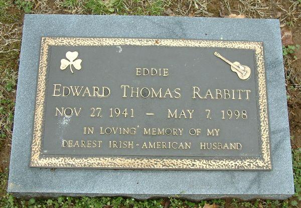 eddie rabbitt gravesite