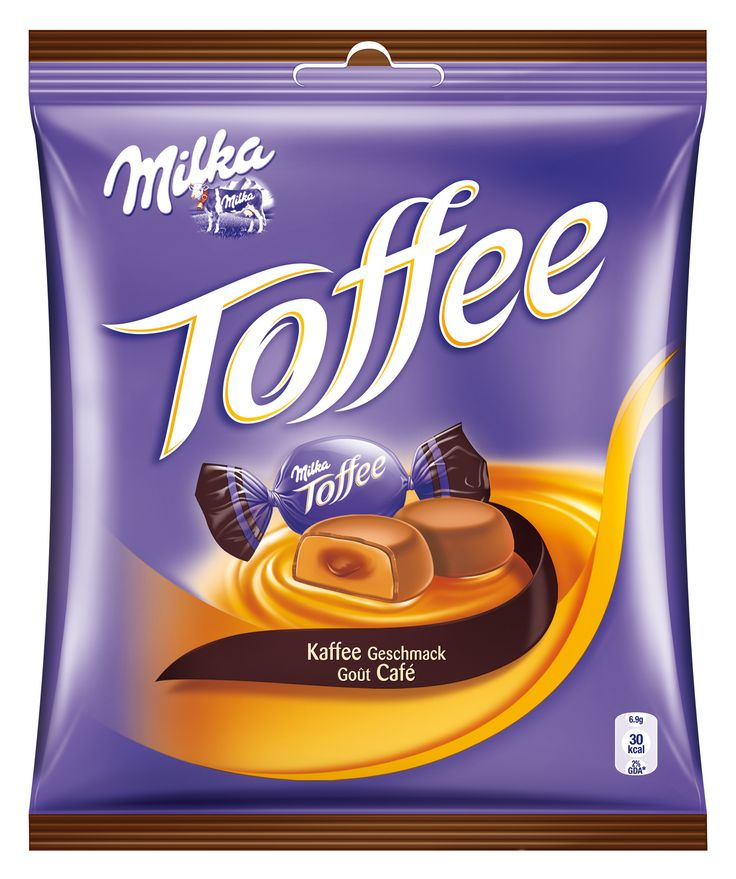 Toffee Chocolate Covered Milk Candy