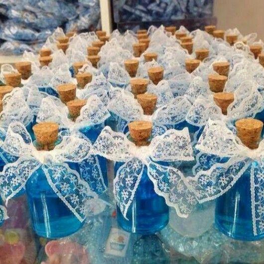 Kolonya şişeleri