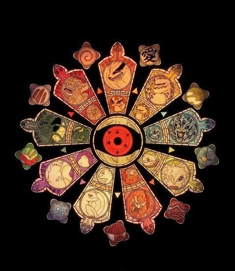 Tailed Beasts Wallpapers: 31 Best Tailed Beasts Images On Pinterest