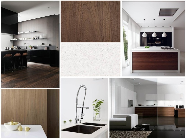 Modern Kitchen Mood Board Sync Design Melbourne