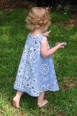 Bandana Dress! - Crafty Sewing Mamas! - BabyCenter