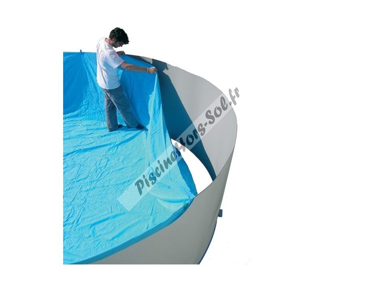 25 best ideas about liner piscine hors sol on pinterest for Piscine en tole