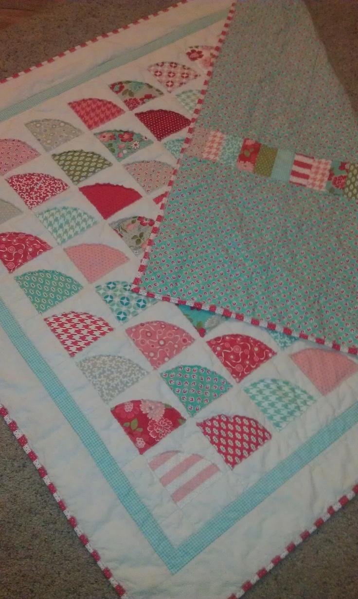Best 25 Vintage Modern Quilts Ideas On Pinterest Shabby