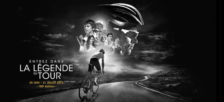 Tour de France 2013 / L'affiche officielle