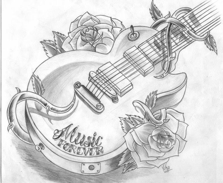 20 best tattoo images on pinterest guitars tatoos and tattoo ideas. Black Bedroom Furniture Sets. Home Design Ideas