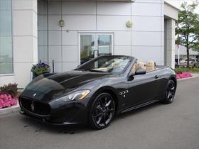 2014 Maserati GranTurismo Convertible www.globalautosports.com