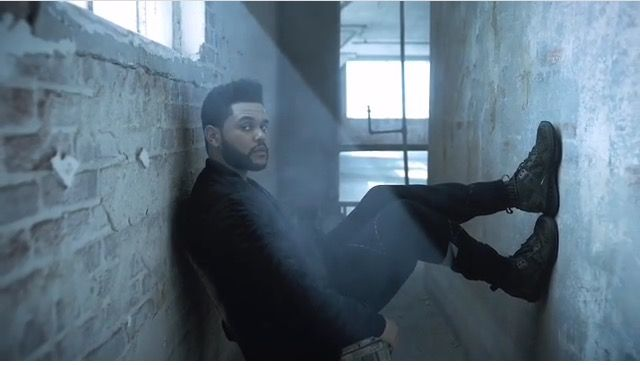 The Weeknd for PumaXO