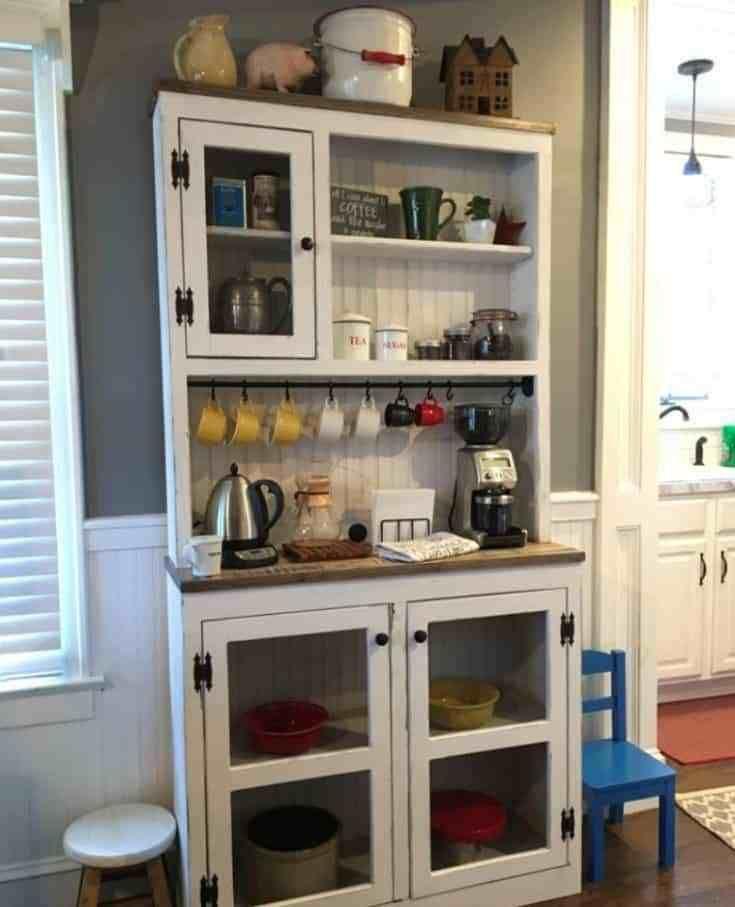20 Handy Coffee Bar Ideas For Your Home Coffee Bar Home Home