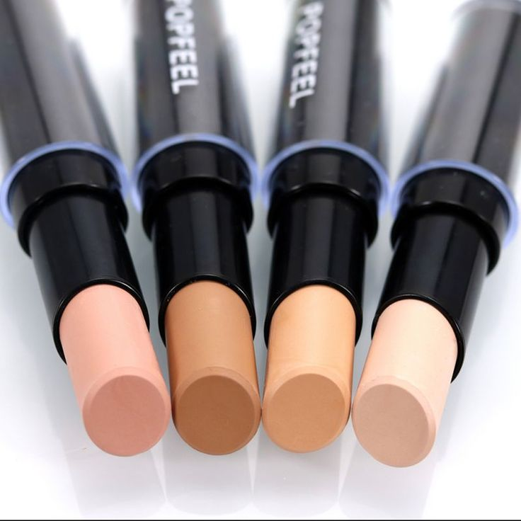 Single Head Concealer Face Foundation Makeup Natural Cream Concealer Pen Highlight Contour Pen Stick ** Cari tahu lebih lanjut dengan mengklik tombol KUNJUNGI