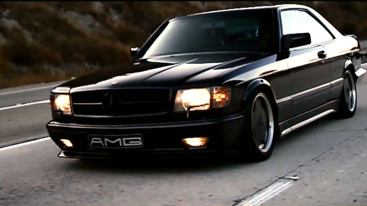 mercedes 560 sec amg sledgehammer beautiful cars pinterest search. Black Bedroom Furniture Sets. Home Design Ideas