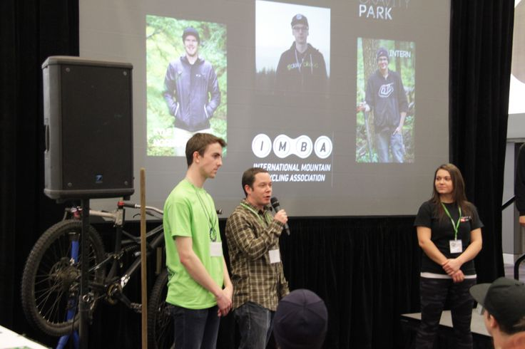 best #cycle tips from pro riders on Cycle Stage @Vancouver Bike Show