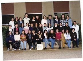 Photo de classe 2nd3 de 1998, Lycée Saint-louis De Gonzague - Copains d'avant