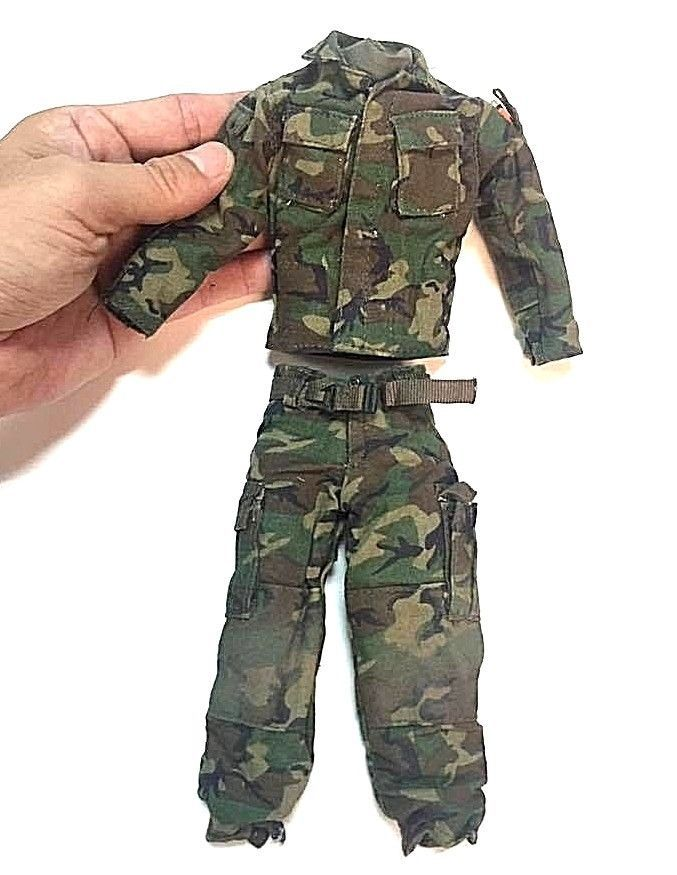 "BBI 1/6 Scale US Army - uniform for 12"" action figure #BBI"