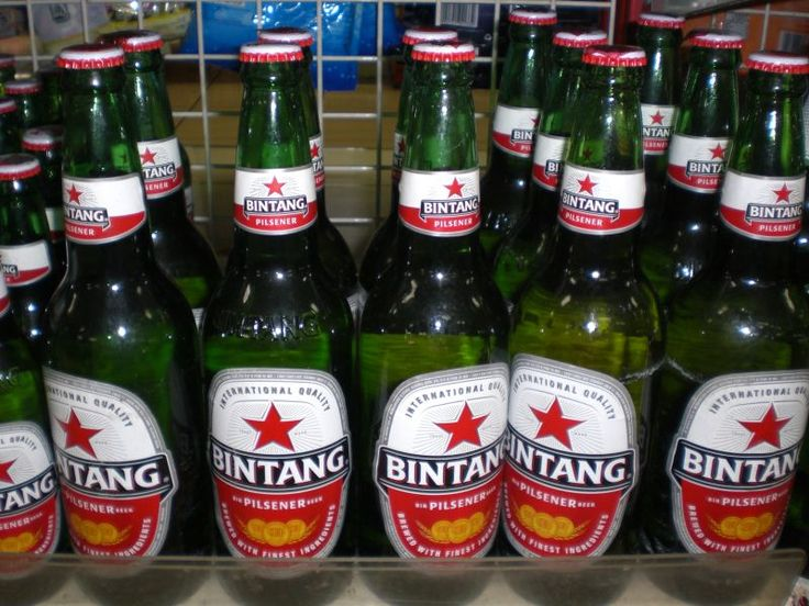 Bintang Indonesian Beer