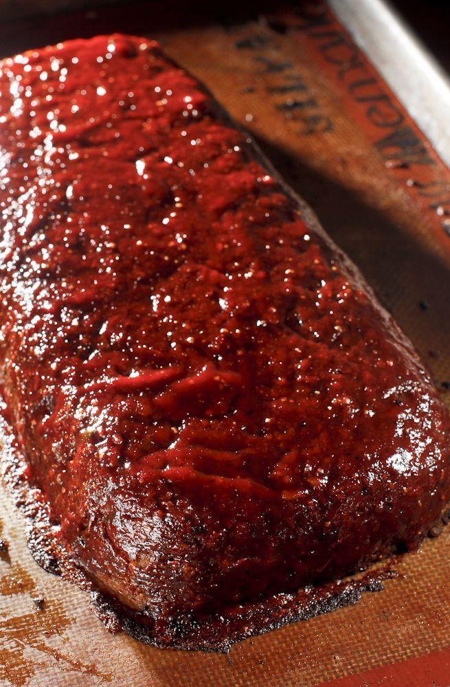 The Chubby Vegetarian: Vegetarian Meatloaf + Garlic Mashed Potatoes
