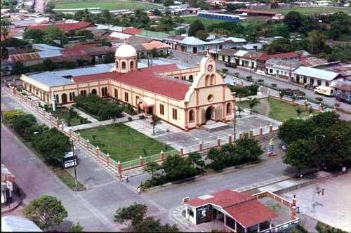 1926. Camoapa, BOACO. Elevada a Ciudad