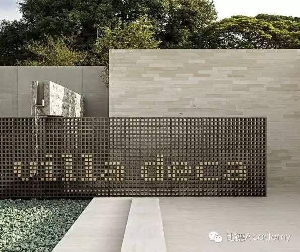 30 款高逼格现代LOGO墙设计【景观世界505期】