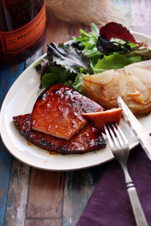 Ham Steak Pic