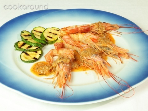 Gamberi piccanti: Ricette di Cookaround | Cookaround