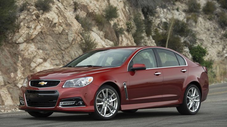 2015 Chevrolet SS: Review Photo Gallery - Autoblog