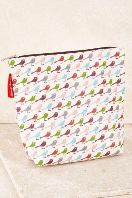 NICKY JAMES - Tall Wash Bag