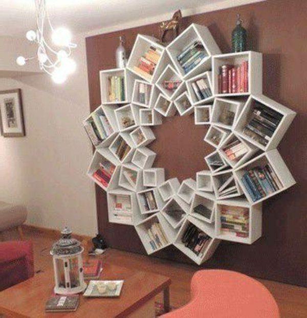 oltre 1000 idee su etagere murale design su pinterest. Black Bedroom Furniture Sets. Home Design Ideas