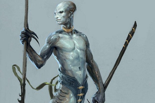 10 Legends Of Aquatic Humanoid Creatures