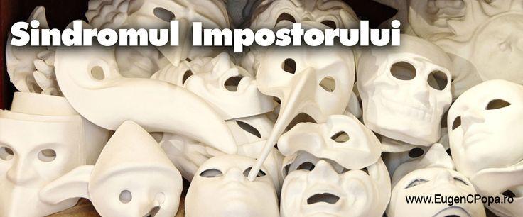 """Simți uneori că nu meriți? Te simți stingher printre alții """"mai buni"""" ca tine? Ai tendința de a atribui succesul tău norocului sau altor circumstanțe? Nu ești singurul. Află detalii aici: ➡http://www.eugencpopa.ro/articole/blog/suferi-de-sindromul-impostorului/⬅ #impostor"""