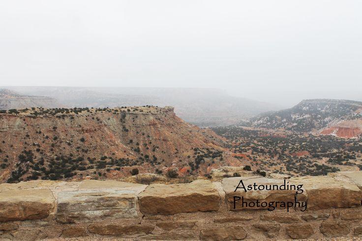 Astounding Photography Palo Duro Canyon  Amarillo, Texas January 2015
