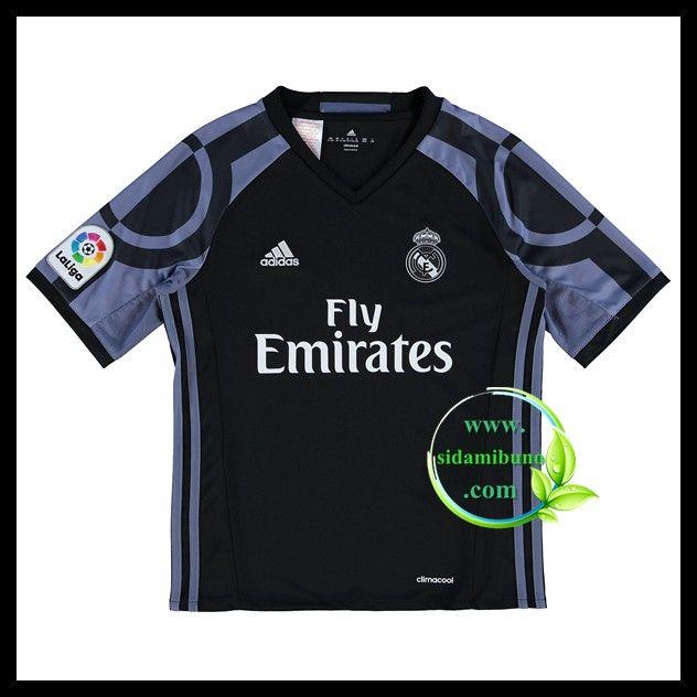 Fotballdrakter FC Real Madrid Barn Tredjedraktsett 2016-2017