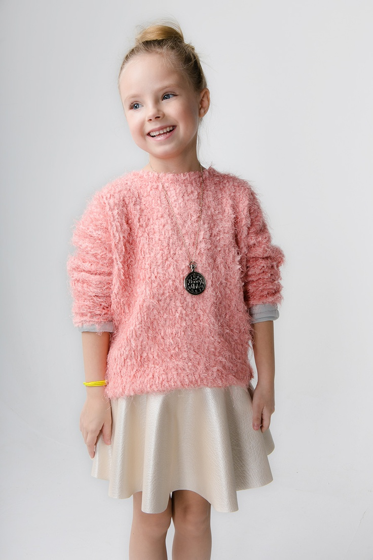 Bunny White's SUPER SET: WONDER skirt & AMEL jumper