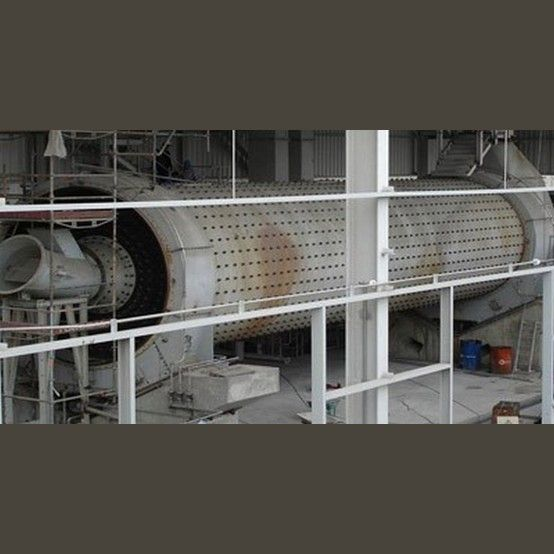 2 Available - 100 TPH Cement Ball Mill Capacity 100 TPH +