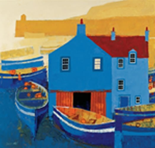 Art Prints Gallery - Six Thirty A.M. (Limited Edition), £75.00 (http://www.artprintsgallery.co.uk/George-Birrell/Six-Thirty-A.M.-Limited-Edition.html)