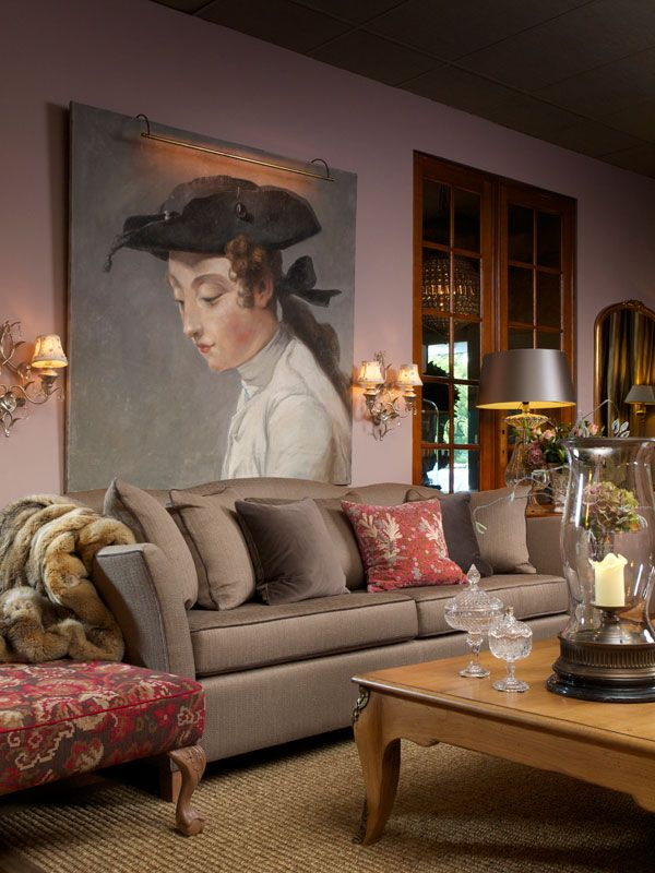 "Amelink Exclusieve Interieurs | Franse Stijl Interieursstring(2) ""83"""