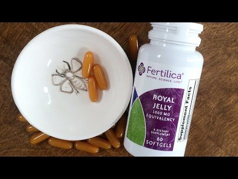 Royal Jelly and Fertility | Get Pregnant with Royal Jelly