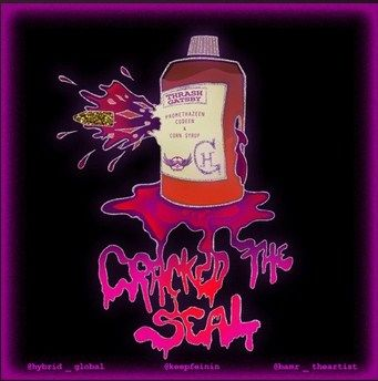 """Check Out This Hip Hop Song """"Thrash Gatsby - Cracked The Seal"""" by Hybrid Global"""