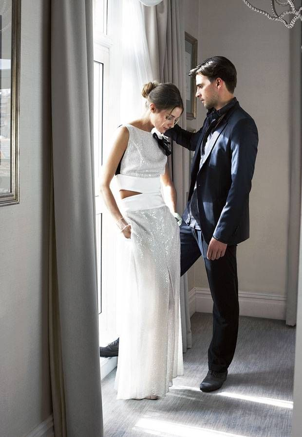 .: Johannes Huebl, Fashion Glamour, Engagement Photo, Dresses Up, Couple Pics, Olivia Palermo, The Dresses, Fashion Shoots, White Gowns
