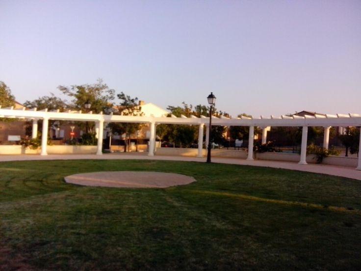 Park of San Isidro