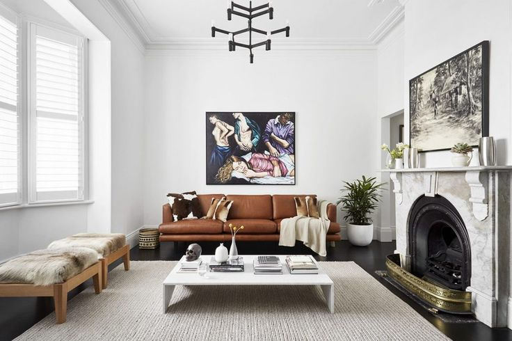 frame terrace....contemporary styling to formal lounge....  photo by mish edstein