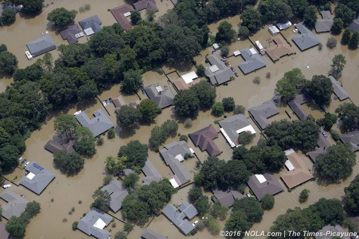 Louisiana flooding by the numbers | NOLA.com