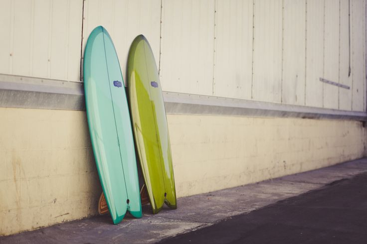 5'3 and 5'2 Sea Kittens. A favorite of Cam Oden, hand-shaped by Griffin NK.