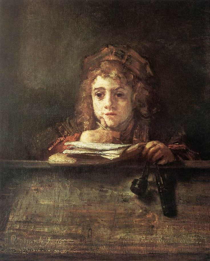 649 best images about rembrandt van rijn on pinterest for Famous artist in baroque period