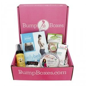 first-trimester-pregnancy-box | Ok, Bump Box looks amazing! if anyone's looking for gift ideas.... ;)